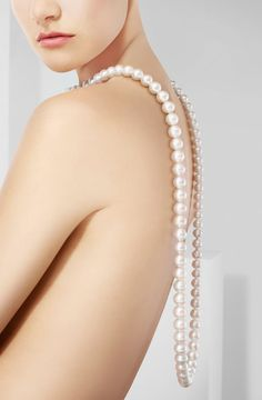 Glamour Drops by Blue Fruit :: a quest for the glamorous details in life ::: Pearls :: Birthstone for June :: part II
