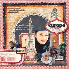 Paris Cover Idea