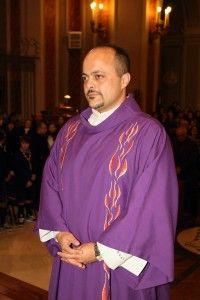 Preghiera silenziosa per Papa Francesco