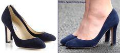 Kate Middleton Jimmy Choo 'Georgia shoes worn Jan 10 2018