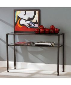another sofa table