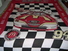 Bill Elliott blanket
