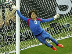 5 Players to watch after the World Cup | theScore  Guillermo Ochoa - Mexico
