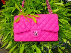 http://pursebop.blogspot.com/2013/09/i-spy-with-my-little-eye-something-that.html #BreastCancerAwareness #Chanel
