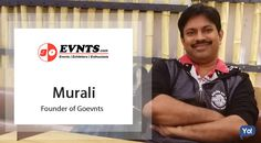 Goevnts website has a freemium model of business networking opportunities to event managers, exhibitors, attendees, non-attendees and other related stakeholders where one can interact with each other to choose right events to deal with. @ http://www.yosuccess.com/interviews/murali-krishna-u-goevnts/