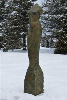 Bronze Nudes, Female sculpture by artist Brett Davis titled: 'Athena (Bronze nude classical torso statues)' £20000 #sculpture #art