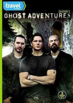 This release contains every episode from the fifth season of the reality series GHOST ADVENTURES, which follows paranormal investigators as they explore spooky sites around the world and attempt to ga