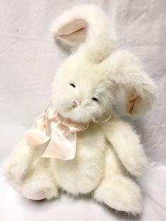 7c2c3cede67 The Bearington Collection Bunny Rabbit White Stuffed 11