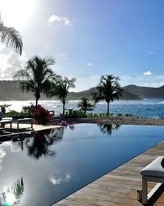 A new bucket list location - Palm Beach Villa - St Barts #Jetsetter #JSIslandTime