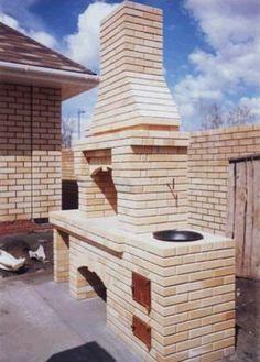 мангал своими руками Outdoor Oven, Outdoor Fire, Outdoor Living Areas, Outdoor Spaces, Outdoor Decor, Diy Wood Stove, Barbecue Garden, Garden Bedroom, Bbq Grill