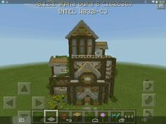 Fancy minecraft house