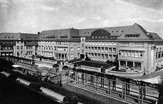 Miethäusergruppe, Mathildenhöhe Darmstadt, 1914