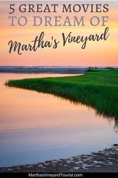 Here are 5 great movies that will have you dreaming of visiting Martha's Vineyard! Massachusetts Travel Destinations | Wanderlust | Marthas Vineyard | summer vibes | New England travel | Movies to watch | movies to watch list | movies on Netflix to watch | movies to watch on Netflix best | armchair travel | armchair travel ideas | virtual travel | virtual travel ideas | travel movies | travel movies to watch | travel movies list | Netflix travel movies | romantic travel movies | travel films Us Beach Vacations, Vacations In The Us, Vacation Trips, Travel Movies, Travel Books, Travel Ideas, Travel Inspiration, New England Travel, Virtual Travel