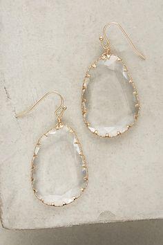 Slide View: 1: Issoria Drop Earrings