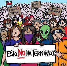 Funny Spanish Memes, Spanish Humor, Cool Stickers, Graphic Design Posters, Comics, Instagram, Life, Funny Humor, Feminist Art