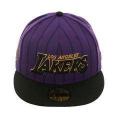 2b72a85015b New Era 59Fifty NBA City 2018 Los Angeles Lakers Hat - 2T Purple