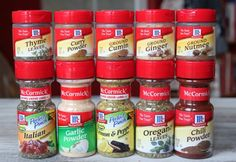 HEB spices - Google Search
