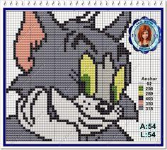 Ângela Bordados: Olha....o Jerry mau chegou e o Tom já está a procu...