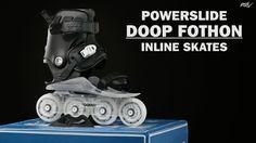 Powerslide Doop Fothon 2016 - LED Inline skates