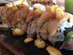 At Niko Niko Sushi in Burbank, the chef has a way of surprising you.