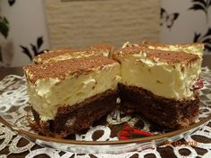 Hungarian Recipes, Winter Food, Cake Cookies, Sweet Recipes, Food Porn, Dessert Recipes, Food And Drink, Cooking Recipes, Sweets