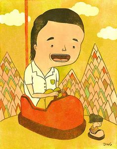 illustrator jing wei