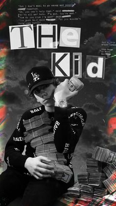 Iphone Wallpaper Off White, Rapper Wallpaper Iphone, Rap Wallpaper, Rap Background, Rap Album Covers, Black And White Picture Wall, Rap Albums, Rapper Art, New Poster