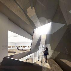 Montreal Museum of Fine Arts Pavilion 5 Finalist Proposal / Saucier + Perrotte Architectes