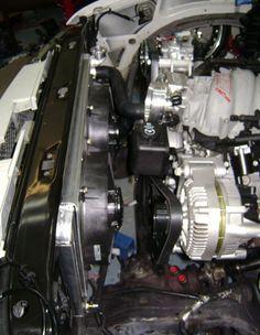 LSx Engine Swap Radiator for S-10, Sonoma, Blazer, Jimmy, and ...
