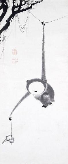 伊藤若冲 Jakuchu Ito