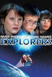 Exploradores Poster