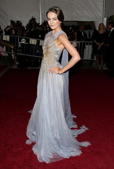 The Best MET Gala Dresses Of All Time  Camilla Belle was a vision at the  2007 Met Gala in an elegant light blue design by Jean Paul Gaultier f02c3b8ac5d3