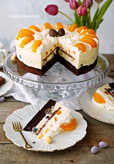 Baklava Cheesecake, Cake Recept, Sweets Cake, Cake Cookies, Good Food, Dessert Recipes, Meals, Baking, Aga