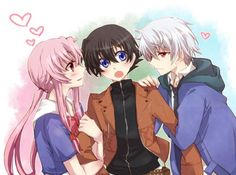 yuno vs akise - Google Search