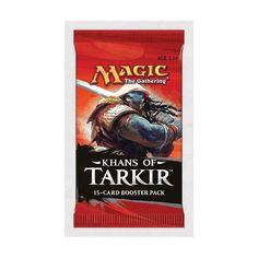 Magic the Gathering MTG - Khans of Tarkir - Booster (15 cards)