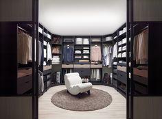 LUMI walk in closet