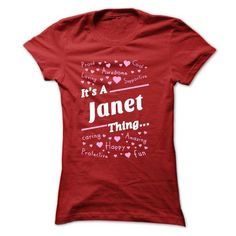 T-shirt for Janet - #wifey shirt #tee itse. TAKE IT => https://www.sunfrog.com/LifeStyle/T-shirt-for-Jany-Ladies.html?68278