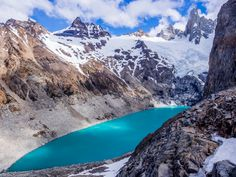 I had asked a few people where I should go in Patagonia and they said that El Chalten was a must. So as per usual, I decided based on others recommendations