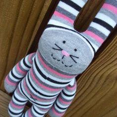 Çoraptan Oyuncak Modelleri ve Yapımı 21
