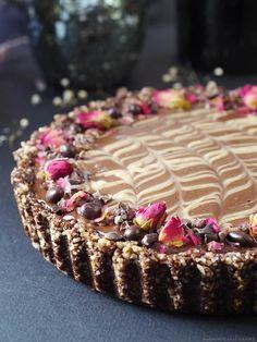 French Silk Pie via @audreysnowe