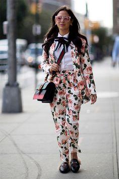 wholesale dealer 78362 59001 All the best street style at New York Fashion Week La Fashion Week, Fashion