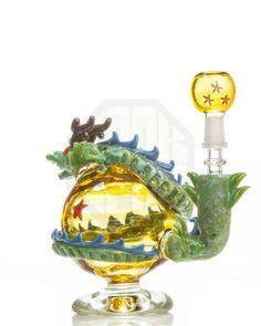 empire glassworks dragonball inlin perc dab rig