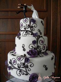 Düğün Pastası Süsü - 17