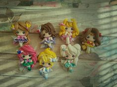 Sailor Princess  Dedicated for my fave pricess Disney :) Fb: Hachi Clay