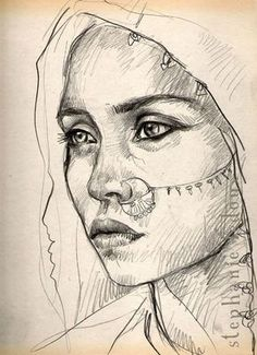 Apprendre des technique de dessin pour portrait pour les amateurs de dessins au crayon, trucs et astuces faciles pour débutants.