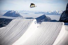 Snowlab.de - Snowboard-News: SUPERPARK #DACHSTEIN – ÜBER DEN WOLKEN!