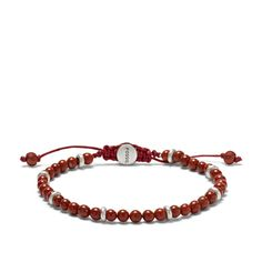 #Fossil Bead Bracelet - Red - Well, i'm getting closer ! -