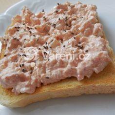 Fotografie receptu: Balkánská pomazánka