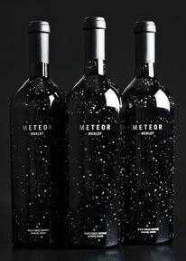 packaging + wine