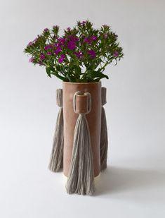 Material Design, Fabric Material, Large Scale Art, Parsons School Of Design, Plant Fibres, Pop Bottles, Shop Signs, Decorative Objects, Plant Hanger